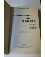 DICCIONARIO DE MADRID