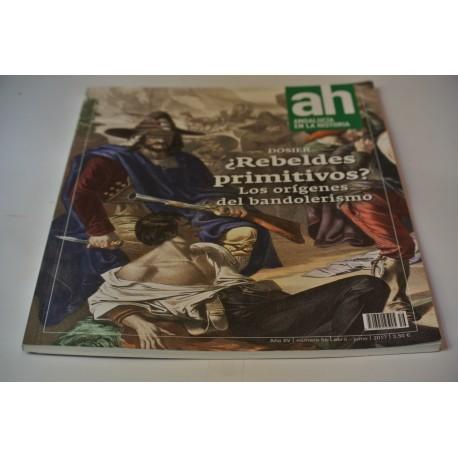 REVISTA AH. ANDALUCÍA EN LA HISTORIA.