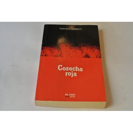COSECHA ROJA. Nº 8 COLECCIÓN SERIE NEGRA EL PAÍS