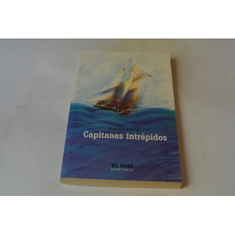 CAPITANES INTRÉPIDOS. Nº 44 COLECCIÓN AVENTURAS EL PAÍS