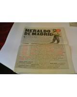 HERALDO DE MADRID. NÚMERO ESPECIAL CONMEMORATIVO 75 ANIVERSARIO