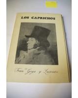 LOS CAPRICHOS. FRANCISCO DE GOYA Y LUCIENTES