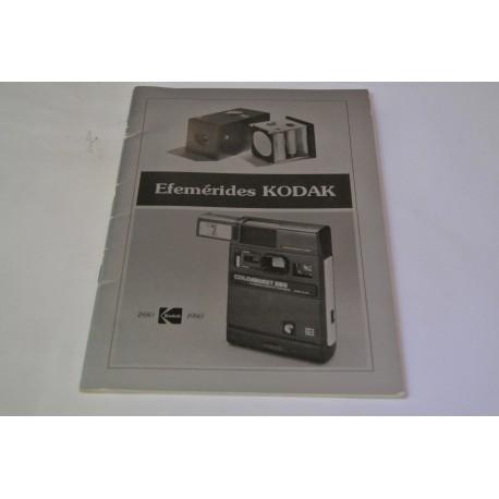EFEMÉRIDES KODAK 1880-1980