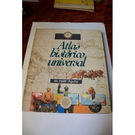 ATLAS HISTÓRICO UNIVERSAL. COLECCIONABLE DE EL PAÍS