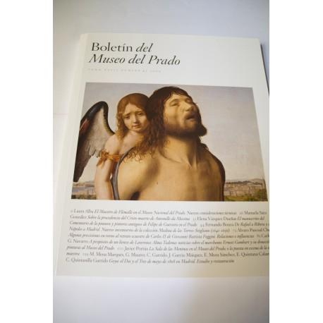 BOLETIÍN DEL MUSEO DEL PRADO. TOMO XXVII. NÚMERO 45
