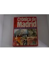 CRÓNICA DE MADRID. COLECCIONABLE DIARIO 16