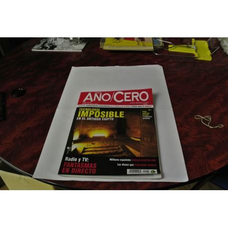 REVISTA AÑO CERO. NUMERO 225 OCTUBRE 2011