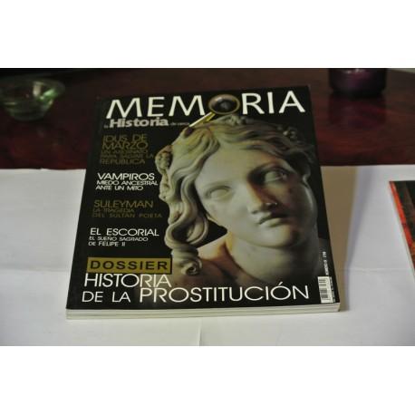 REVISTA MEMORIA. LA HISTORIA DE CERCA. VARIOS NUMEROS