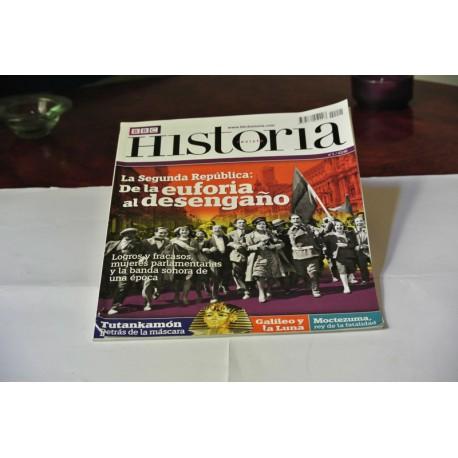 BBC REVISTA HISTORIA.