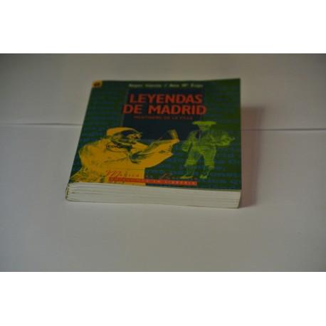 LEYENDAS DE MADRID. MENTIDERO DE LA VILLA