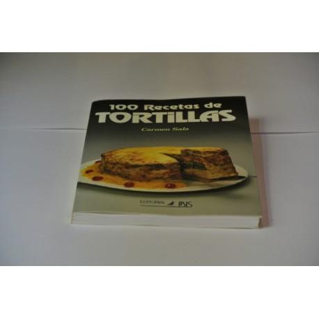 100 RECETAS DE TORTILLAS