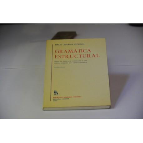 GRAMÁTICA ESTRUCTURAL
