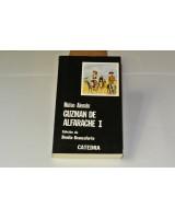 GUZMÁN DE ALFARACHE I Y II