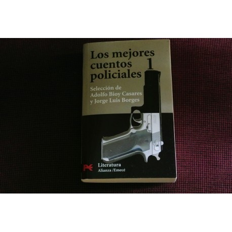 LOS MEJORES CUENTOS POLICIALES. 1