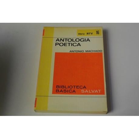 ANTOLOGÍA POÉTICA. COLECCIÓN RTV.