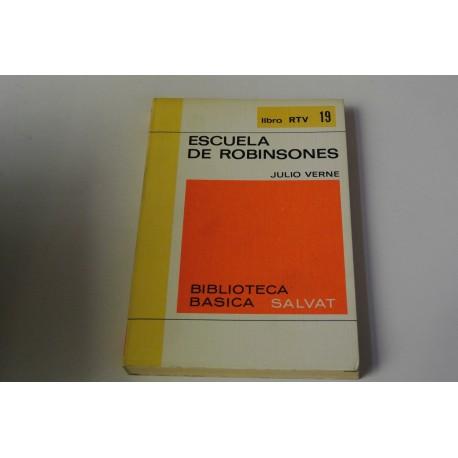 ESCUELAS DE ROBINSONES. COLECCIÓN RTV.
