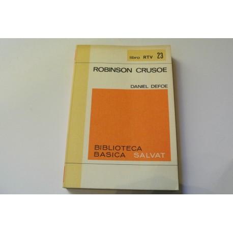 ROBINSON CRUSOE. COLECCIÓN RTV.