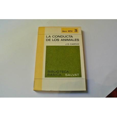 LA CONDUCTA DE LOS ANIMALES. COLECCIÓN RTV.