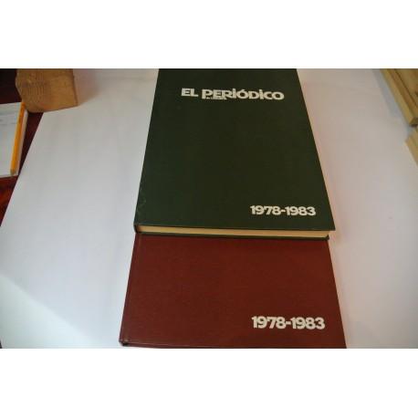 EL PERIÓDICO DE CATALUÑA 1978-1983
