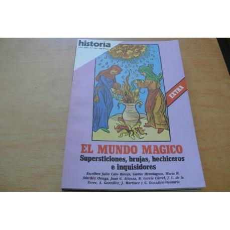 Revistas Mensuales Historia 16