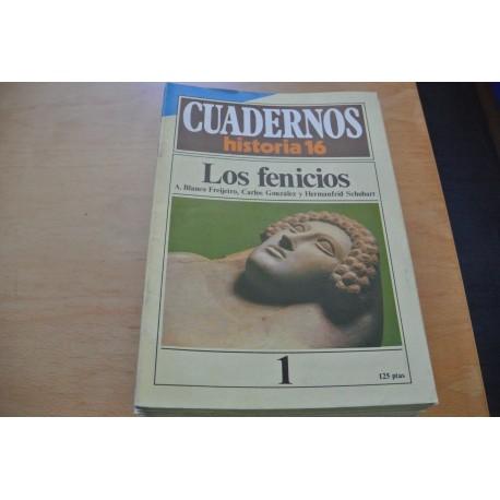 CUADERNOS DE HISTORIA, 16