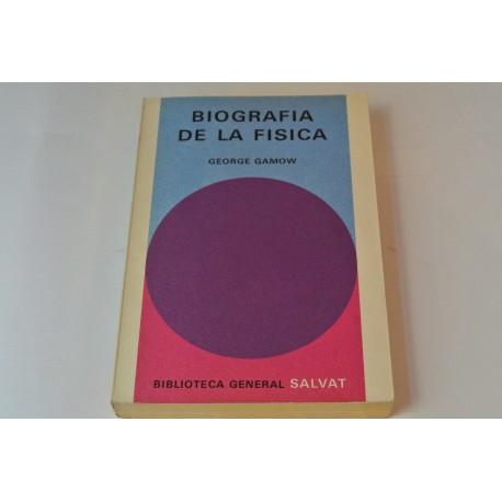 BIOGRAFÍA DE LA FÍSICA. Nº 10 COLECCIÓN SALVAT