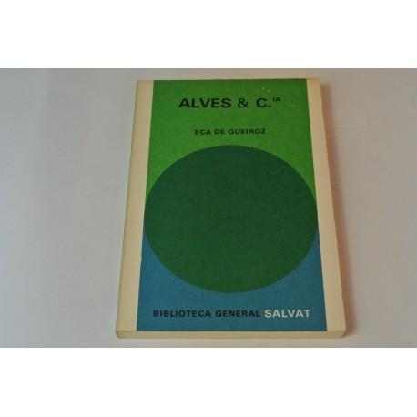 ALVES & CÍA. Nº 24 COLECCIÓN SALVAT