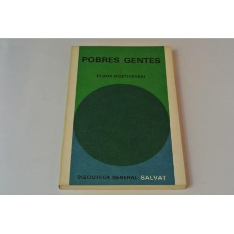 POBRE GENTES. Nº 33 COLECCIÓN SALVAT