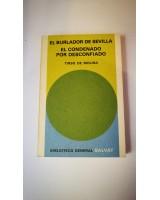 EL BURLADOR DE SEVILLA. EL CONDENADO POR DESCONFIADO.Nº 81 COLECCIÓN SALVAT